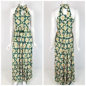 Lauren Conrad Floral Maxi Dress Size Small